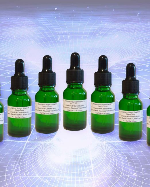 tincture-set-green-bottles-white-label